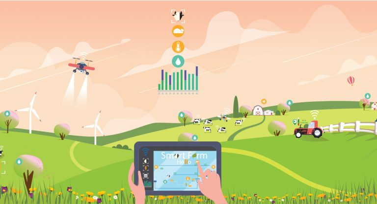 Come la digital transformation sta rivoluzionando l'agritech